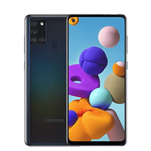 Korjaus Galaxy A21 s